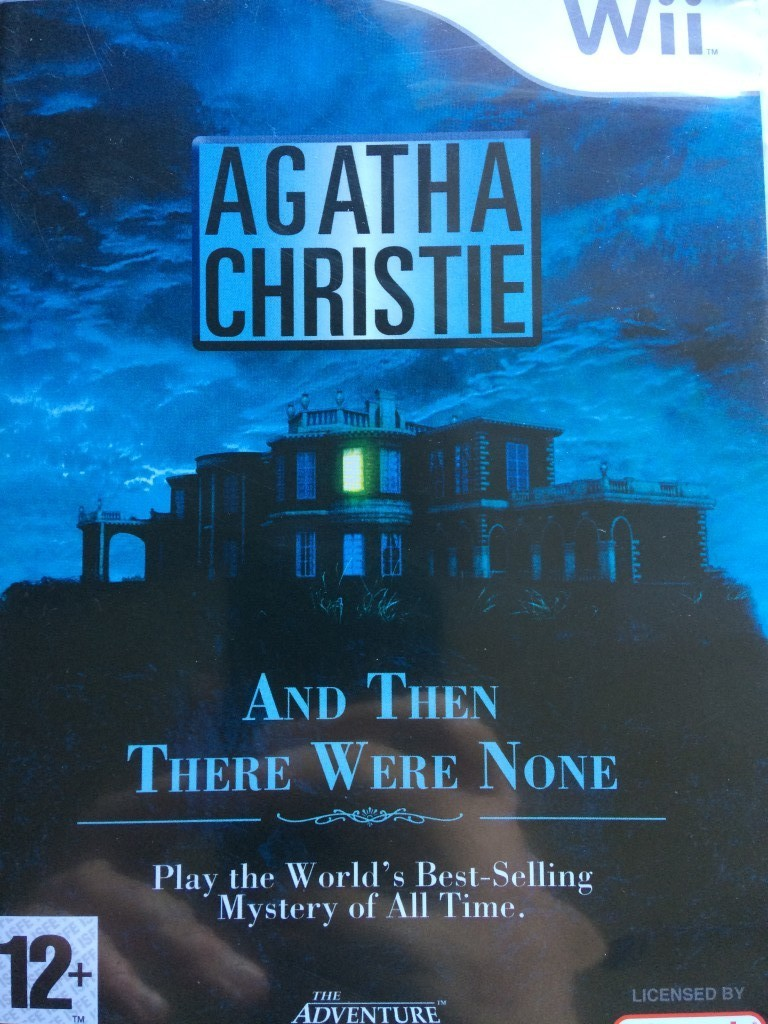 agatha christie and then there were none essay And then there were none essays: over 180,000 and then there were none essays, and then there were none term papers, and then there were none research paper, book reports 184 990 essays, term and research papers available for unlimited access.
